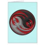 Dragon Yin-Yang Cards