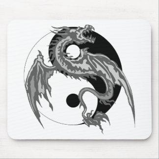 Dragon Yin Yang Gift Mousepads