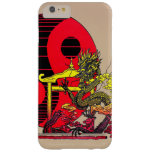 Dragon Yin Yang iPhone 6 Barely There Barely There iPhone 6 Plus Case