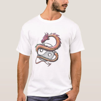dragon yin/yang T-Shirt