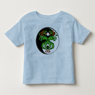 Dragon Yin Yang Toddler T-shirt