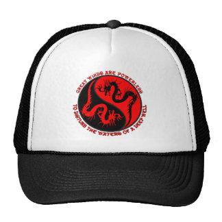 Dragon Yin Yang Trucker Hats