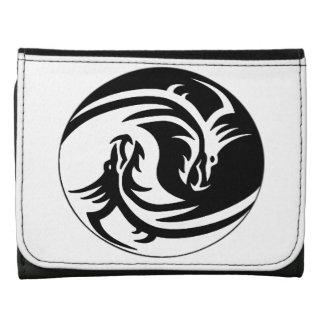 Dragon Yin Yang Wallets
