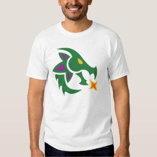 Dragon Zodiac Symbol Tee Shirt