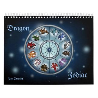 Dragon Zodiacsigns Calendar