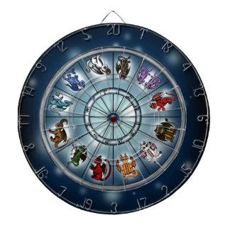 Dragon Zodiacsigns Dart Boards