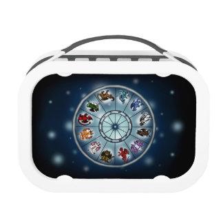 Dragon Zodiacsigns lunch box