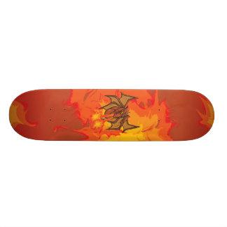 DragonBoard Skateboard Deck