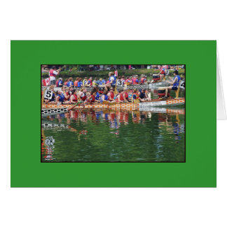 DragonBoat Flags Cards