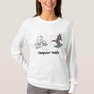 DragonBros Computer rookie T-Shirt