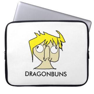 Dragonbuns Laptop sleeve