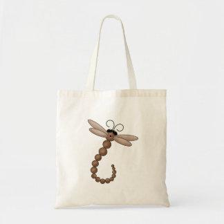 DragonButter · Dragonfly Budget Tote Bag