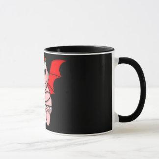 DragonCats LIL Critters Devil Baby Mug