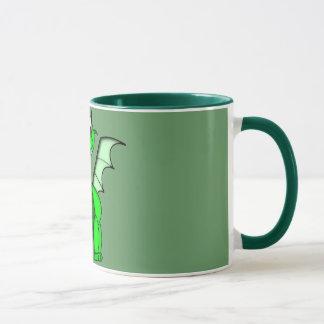DragonCats LIL Critters Dragon Mug