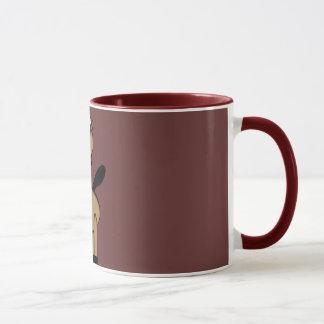 DragonCats LIL Critters Horse Mug