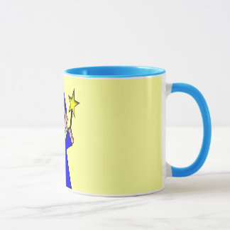 DragonCats LIL Critters Wizard Mug