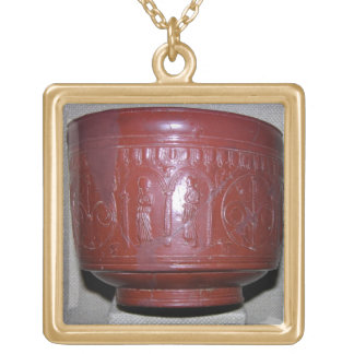 Dragondorff cup, from Graufesenque, c.150 BC (terr Necklace