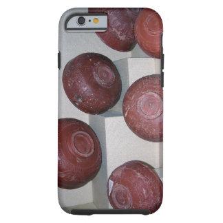 Dragondorff cups, c.150 BC (pottery) Tough iPhone 6 Case