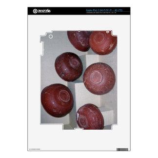 Dragondorff cups c 150 BC pottery iPad 3 Decals