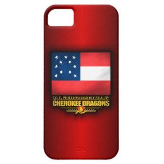Dragones cherokees iPhone 5 funda