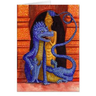 Dragones de Chiang Mai Tarjeta Pequeña