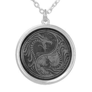 Dragones de piedra de Yin Yang Joyerías