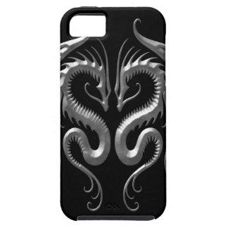 Dragones del hierro iPhone 5 carcasas