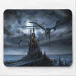 dragones mouse pad