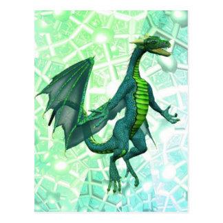 Dragones Tarjetas Postales