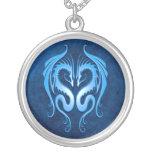 Dragones tribales, azules grimpolas
