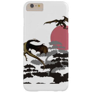 Dragones y bonsais funda barely there iPhone 6 plus