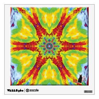 Dragoneye Kaleidoscope Wall Sticker