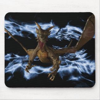 Dragonfire Mouse Pad