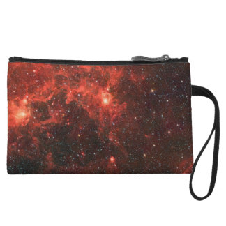 Dragonfish Nebula Bagettes Bag Wristlets