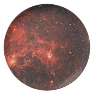 Dragonfish Nebula Plates