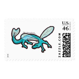 Dragonfishfly Postage