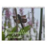 Dragonflies 2016 Calendar Medium Calendar