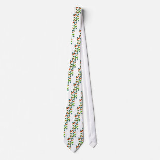 Dragonflies and Shamrocks Neck Tie