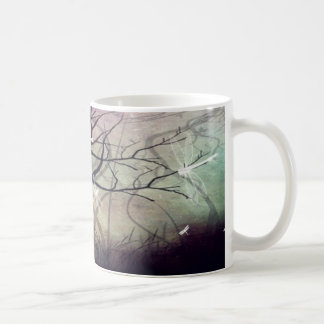 Dragonflies at Twilight Mugs