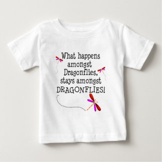 Dragonflies Baby T-Shirt