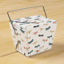 Dragonflies by Origami Prints Favor Box