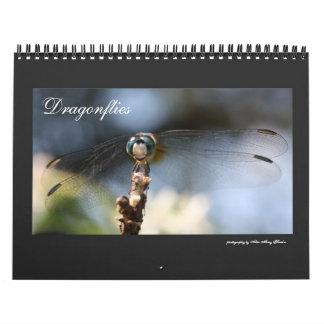 Dragonflies Calendar
