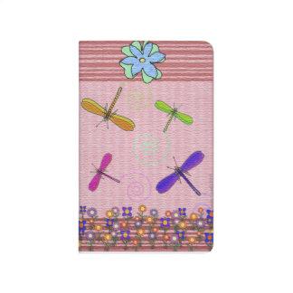 Dragonflies & Flowers Journal