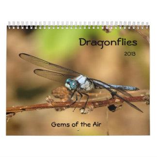 Dragonflies - Gems of the Air 2013 Calendar