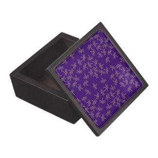 dragonflies keepsake box