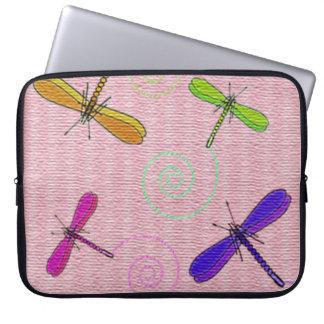 Dragonflies Computer Sleeve
