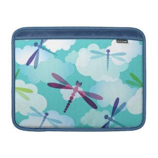DragonFlies MacBook Rickshaw Sleeve