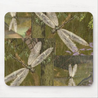 Dragonflies Mouse Pad