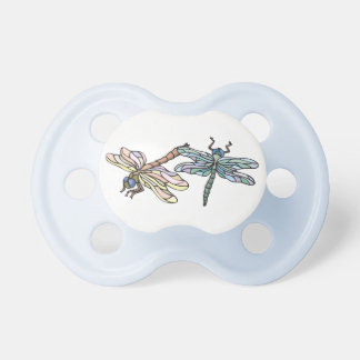 Dragonflies Baby Pacifiers