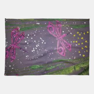 Dragonflies Series Kitchen Towel
